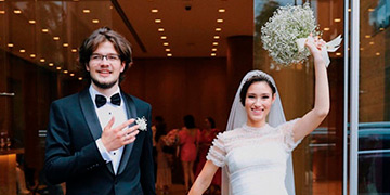 Свадебные букеты: тренды 2021-2022