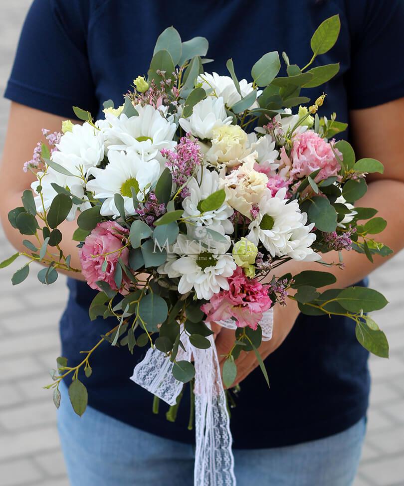 Свадебный букет невесты №46