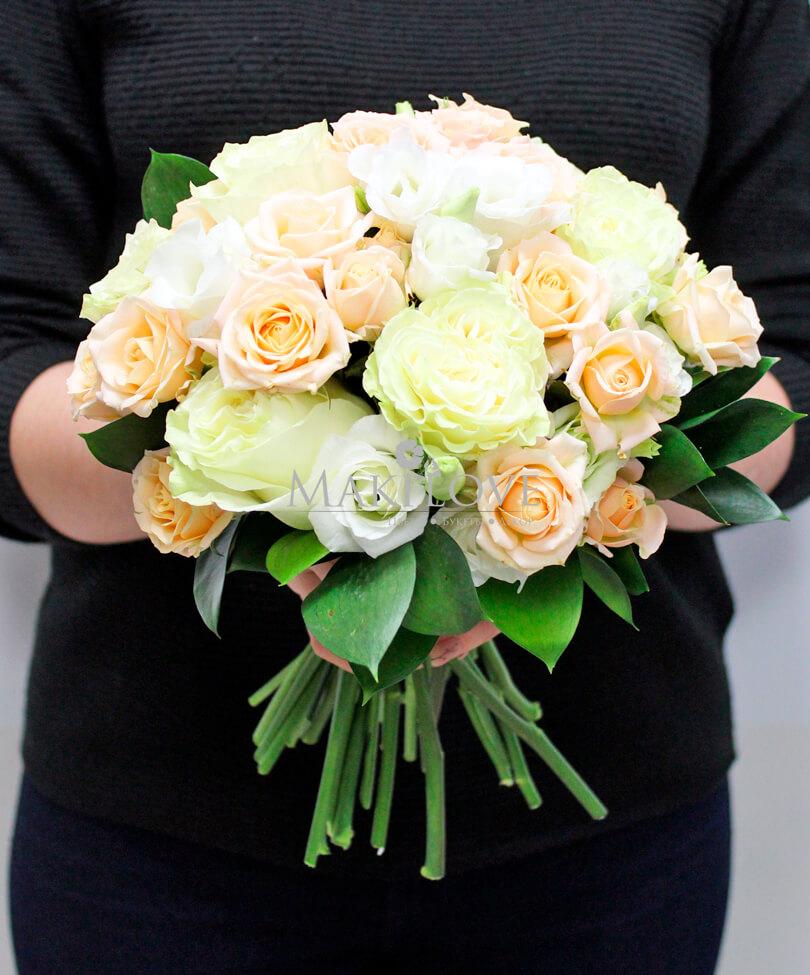 Свадебный букет №4