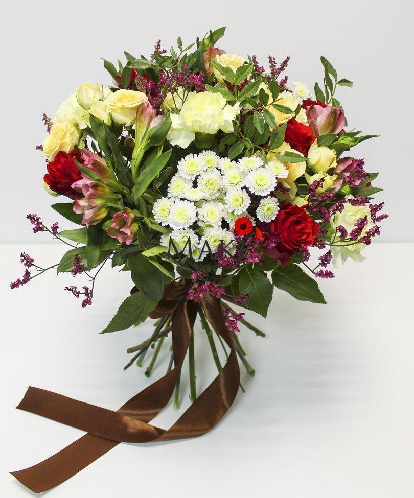 Букет цветов «Сентябрь»