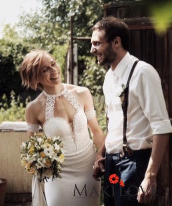 Свадебный букет невесты № 19