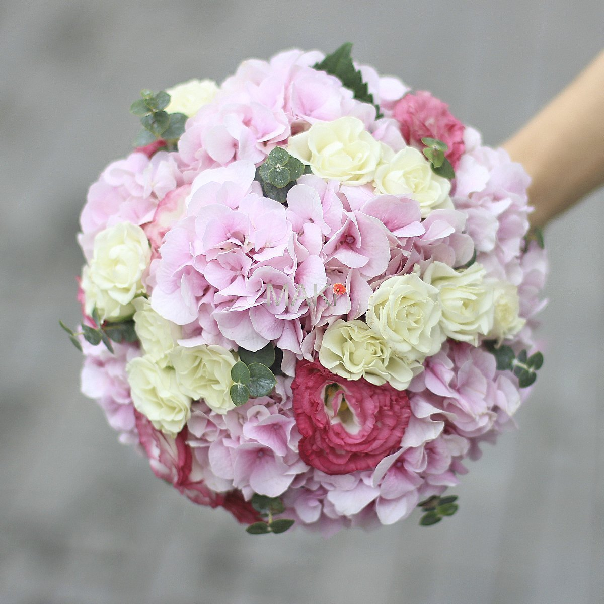 Свадебный букет невесты №25