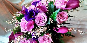 Обзор цветочных композиций