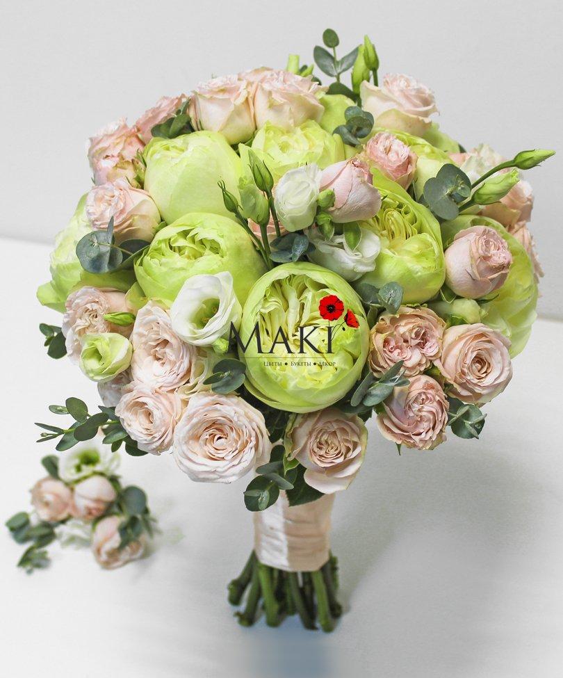 Свадебный букет невесты №12