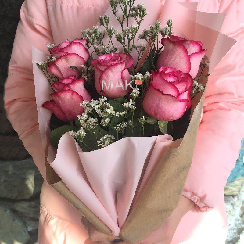 Розовый сон