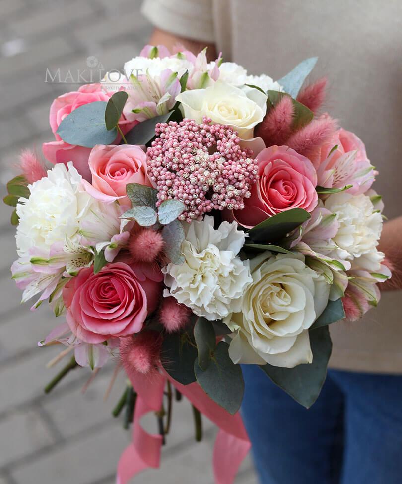 Свадебный букет невесты №37