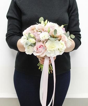Свадебный букет невесты №13