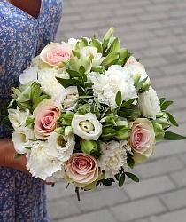 Свадебный букет невесты № 11