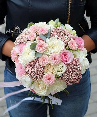 Свадебный букет невесты № 9