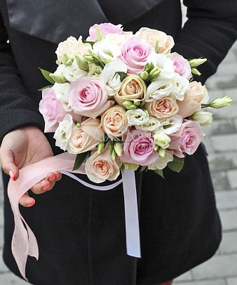 Свадебный букет № 35