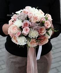 Свадебный букет невесты №28