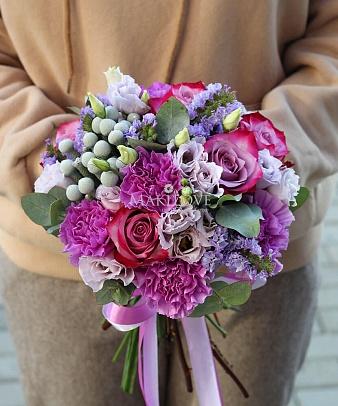 Свадебный букет невесты №29