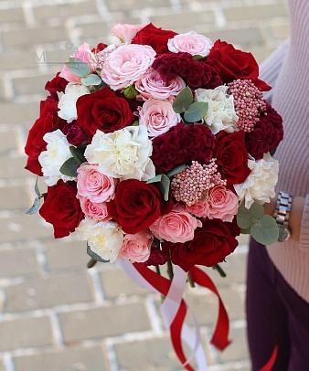 Свадебный букет невесты №39