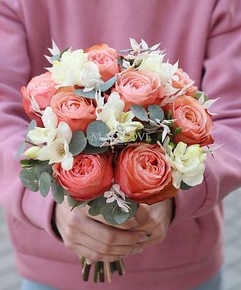 Свадебный букет невесты №41