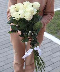 Букет из 11 метровых роз