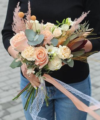 Свадебный букет невесты №44