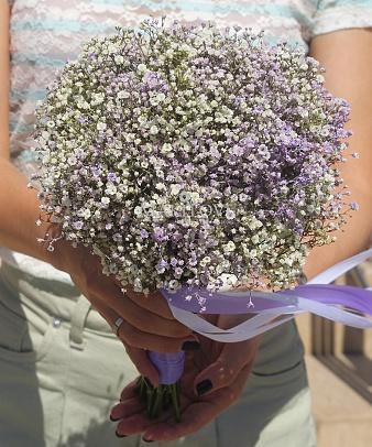 Свадебный букет невесты №43