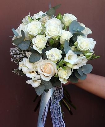 Свадебный букет невесты №42