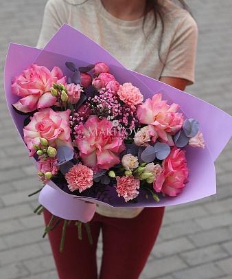 Букет цветов «Мгновение»