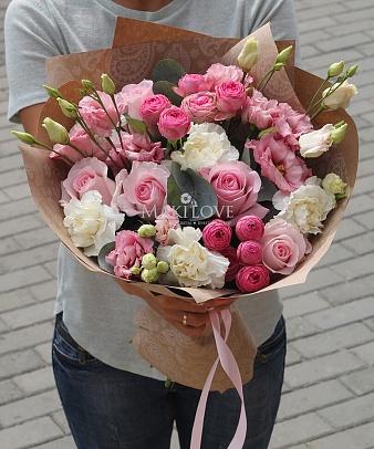 Букет цветов «Влюбись в меня»