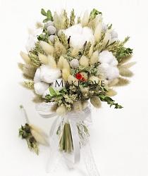 Свадебный букет невесты №16