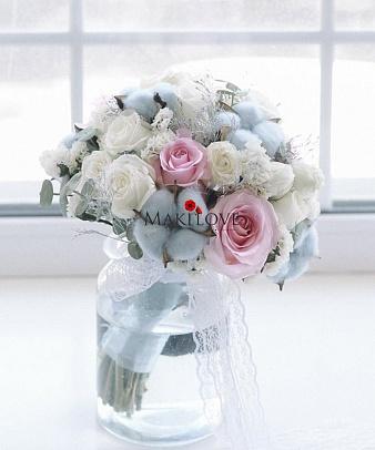 Свадебный букет № 33